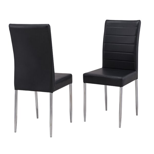 Find Raina Upholstered Dining Chair (Set Of 2) By Orren Ellis Sale
