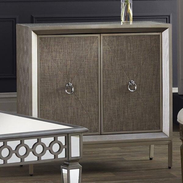 2 Door Accent Cabinet [Cole Grey]