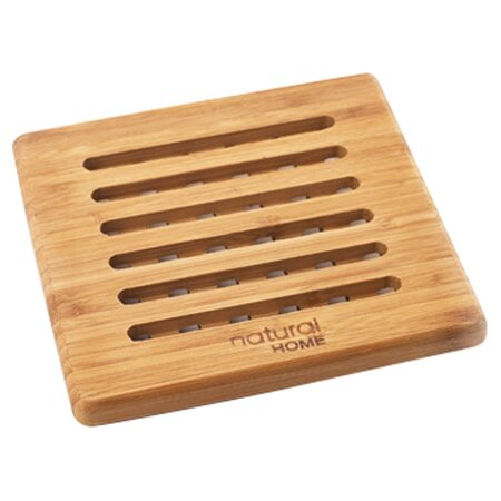 Bamboo Trivet by Beachcrest Home