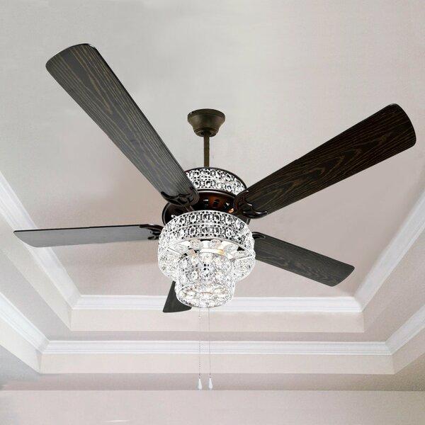 Edison Light Ceiling Fan Wayfair