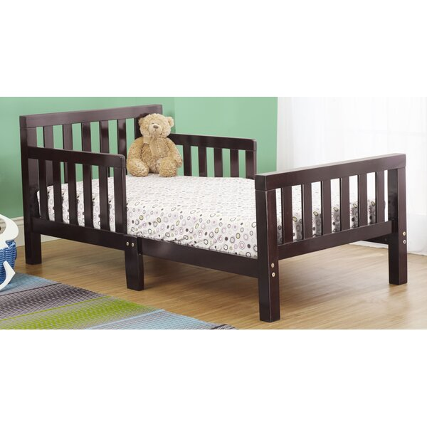 Extra Thick Convertible Toddler Bed by Orbelle Trading