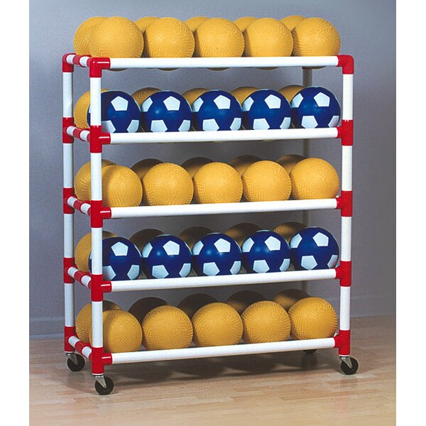 Ball Wall Utility Cart by Duracart