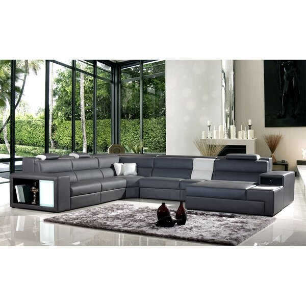Solomon Sectional by Hokku Designs