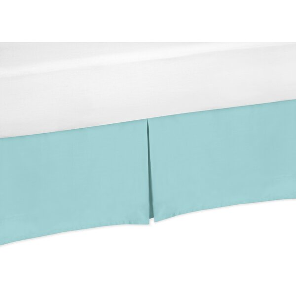 Emma Toddler Bed Skirt by Sweet Jojo Designs