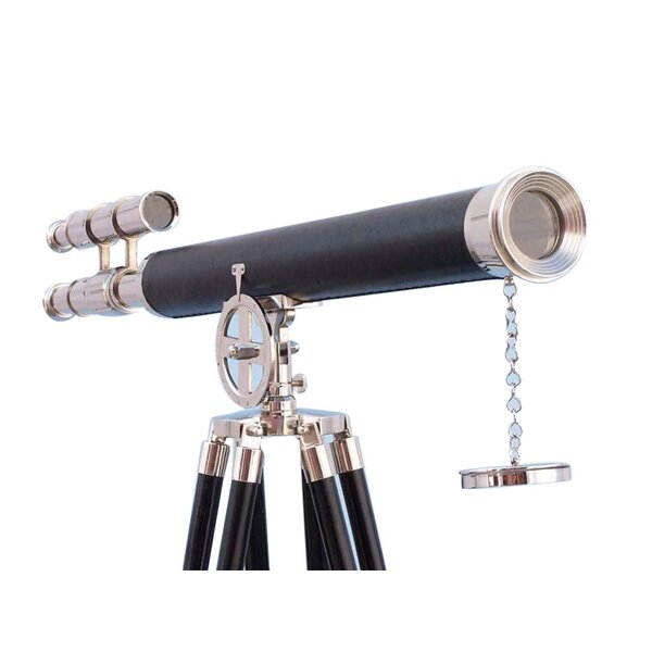 Griffith Astro Refractor Telescope by Handcrafted Nautical Decor