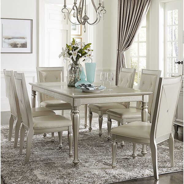Whitford 7 Piece Extendable Dining Set by Willa Arlo Interiors