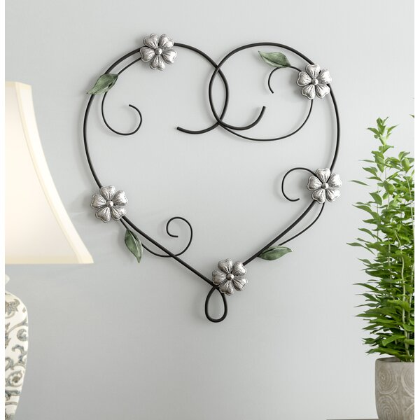 Heart Wall Décor by Alcott Hill
