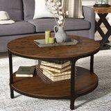 Carolyn Coffee Table with Storage by Laurel Foundry Modern Farmhouse