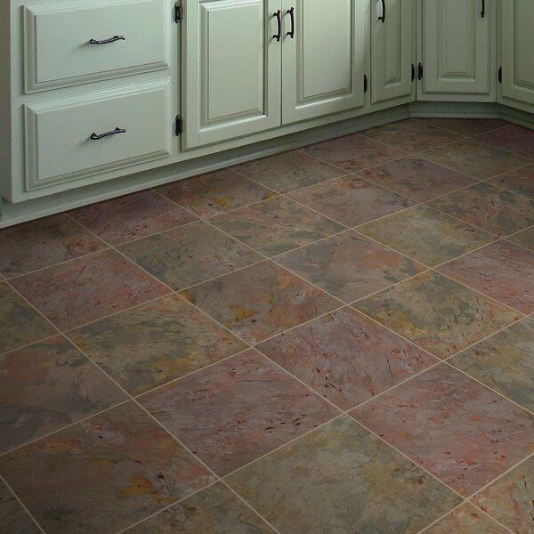 Classic 16'' x 16'' Slate Field Tile in Multi by MSI