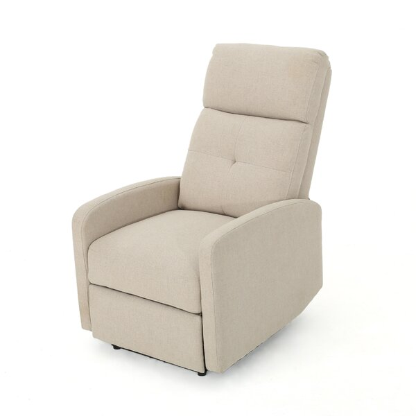 Yinka Push Back Recliner by Latitude Run