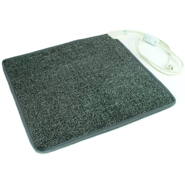 Portable Electric Radiant Heater Mat by Cozy Products