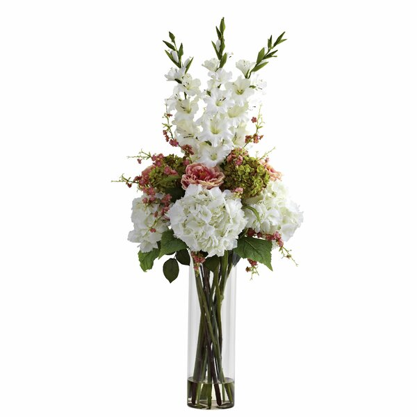 Giant Mixed Floral Arrangement by Darby Home Co