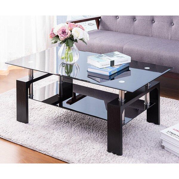 Maceus 4 Legs Nesting Tables With Storage By Orren Ellis