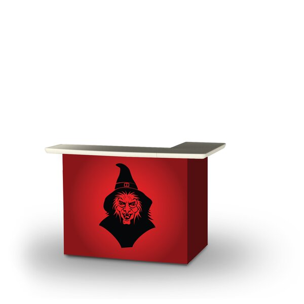 Wybolt Halloween Evil Witch Home Bar by East Urban Home
