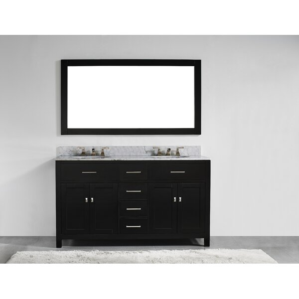 Sverre 60 Double Vanity Set by Willa Arlo Interiors