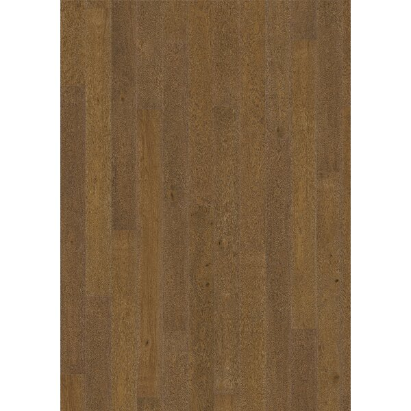 Classic Nouveau 7-3/8 Engineered Oak Hardwood Flooring in Bronze by Kahrs