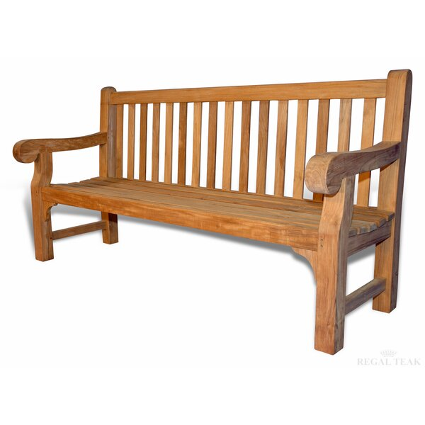 Teak Hyde Garden Bench by Regal Teak