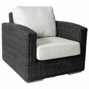 Peninsula Club Chair with Cushion By E9-Halo