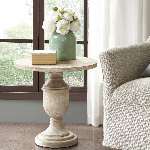 Wallin End Table by Ophelia & Co.