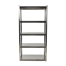 72 H Four Shelf Shelving Unit by Vestil