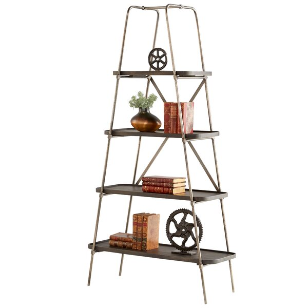 Fortress Etagere Bookcase By Cyan Design