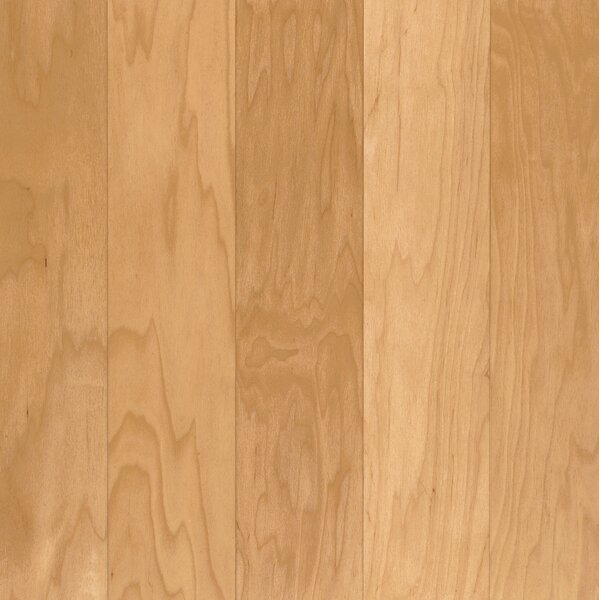 5 Engineered Maple Hardwood Flooring in Natural by Armstrong Flooring
