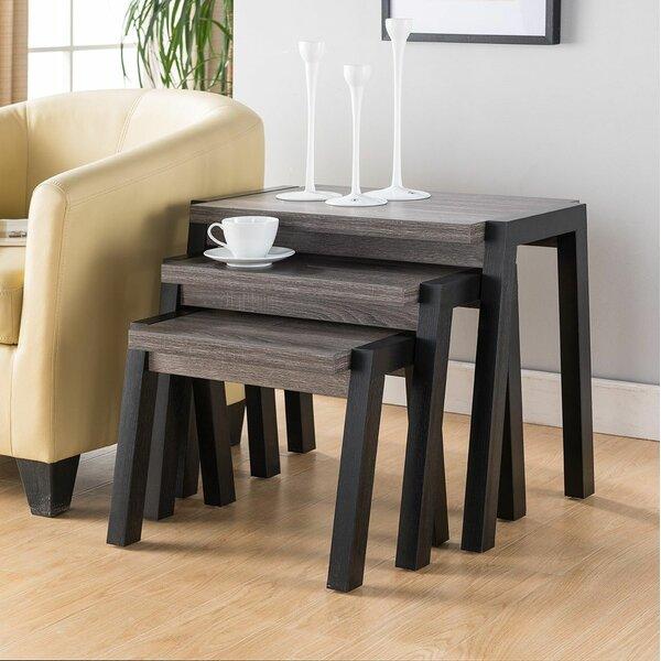 Jordan-Lee Nesting Table By Winston Porter