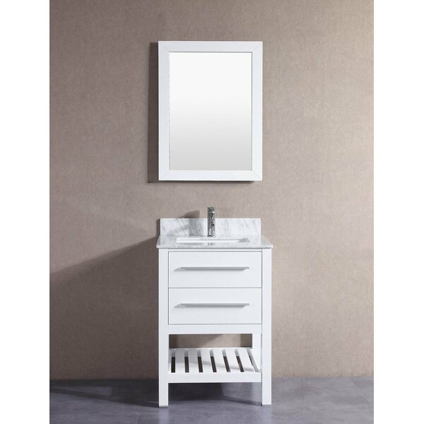 Signature Series 24 Single Bathroom Vanity by Belvedere Bath