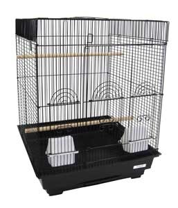 Flat Top Small  Bird Cage by YML
