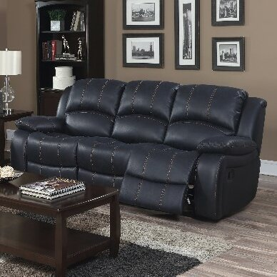 Latest Collection Emilie Reclining Sofa Get The Deal! 40% Off