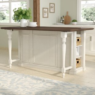 Kitchen Island Seats 4 | Wayfair