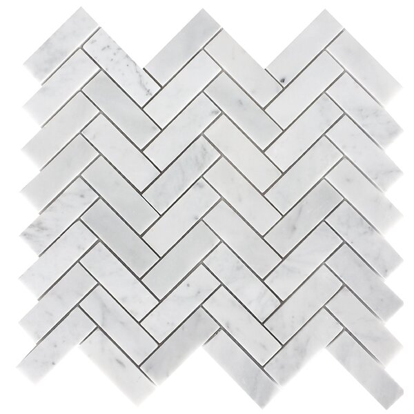 1 x 3 Natural Stone Mosaic Tile