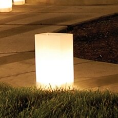 Electric 4 Lights Luminary by The Holiday Aisle