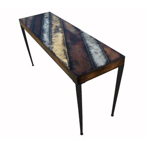 Michiko Console Table by 17 Stories
