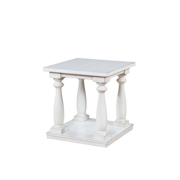 Bardwell End Table by Canora Grey