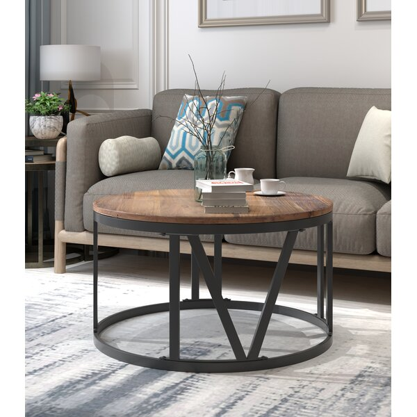 Darcia Coffee Table By Williston Forge