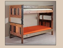 Chiasson Stackable Bunk Bed by Harriet Bee