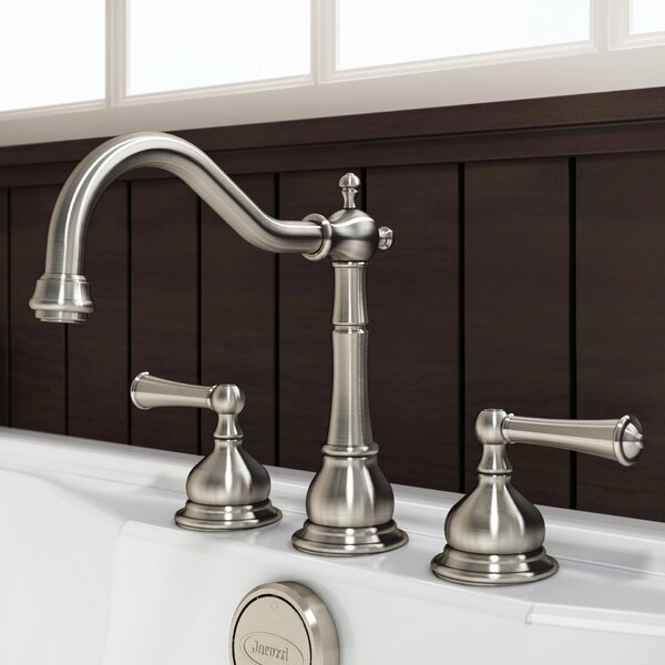 Barrea Double Handle Deck Mounted Roman Tub Faucet By JACUZZI®