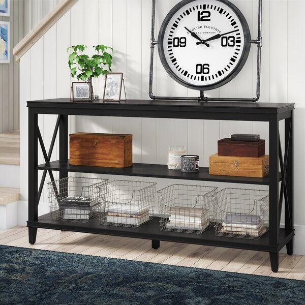 Meansville Console Table by Three Posts