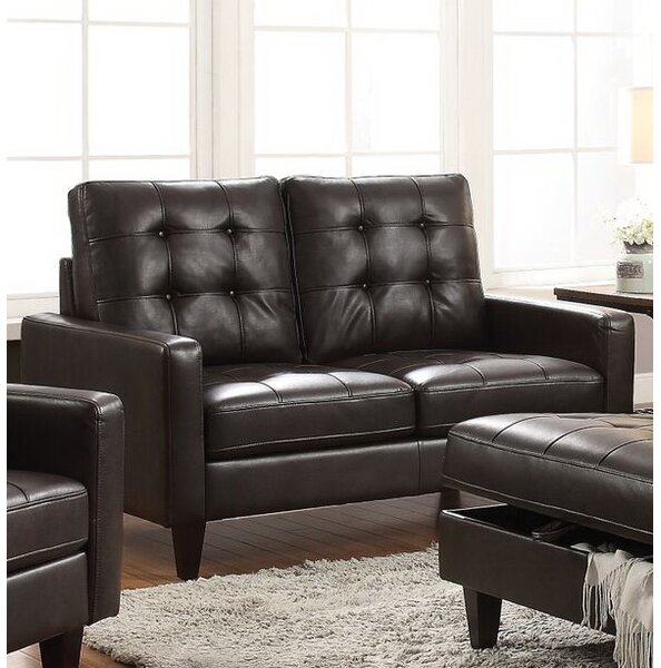 Rives Loveseat by Charlton Home