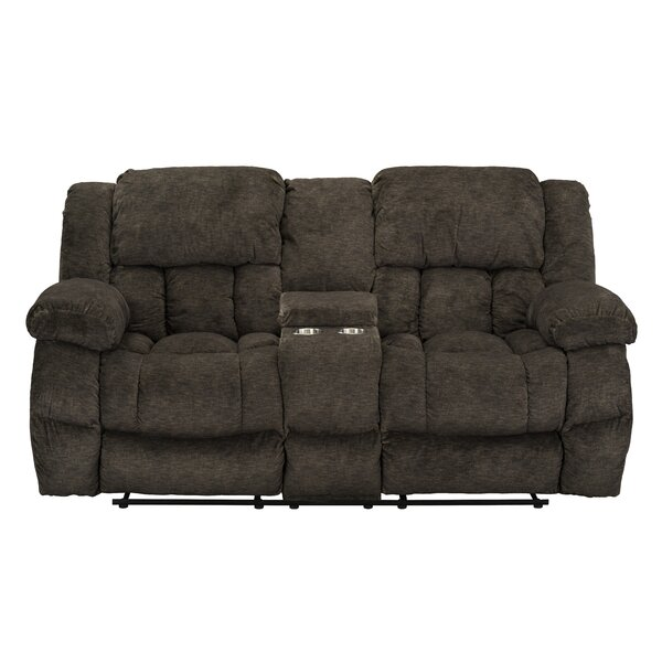 Lilbourn Reclining Loveseat by Winston Porter