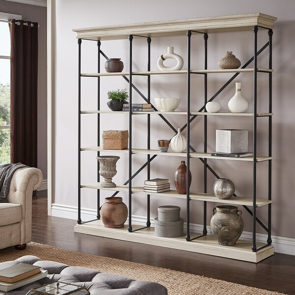 Home & Outdoor Poynor Library Bookcase