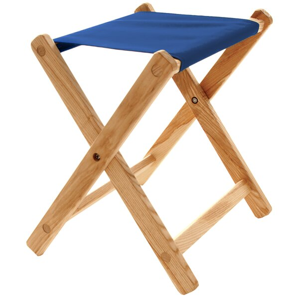 Folding Camping Stool by Blue Ridge Chair Works Blue Ridge Chair Works