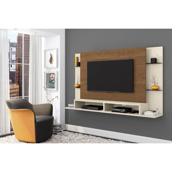 Cannon Floating Mount Entertainment Center For TVs Up To 55