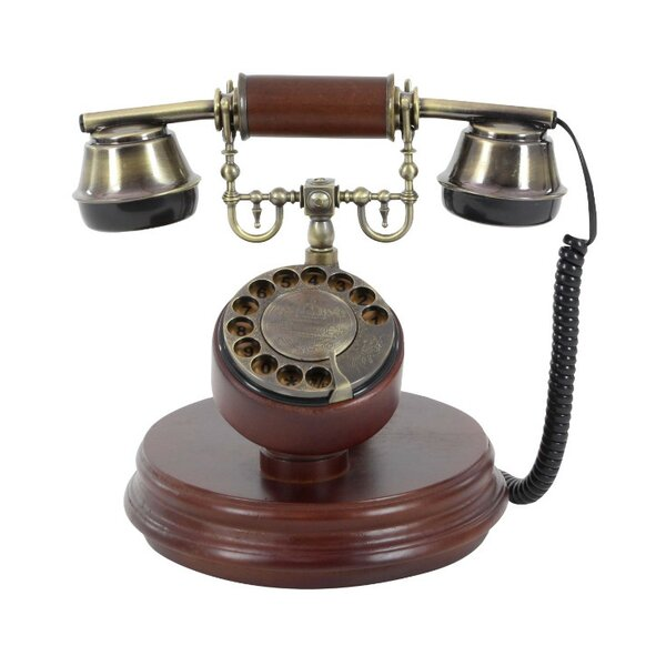 Metal Telphone by Darby Home Co