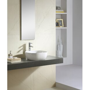 Shopping for Ceramic Square Vessel Bathroom Sink By Fine Fixtures