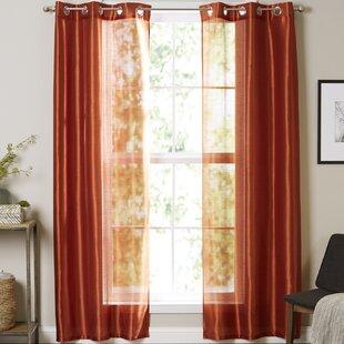 Gold Bedroom Curtains   Wayfair