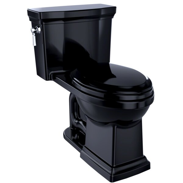 Promenade® II Dual Flush Elongated One-Piece Toilet by Toto