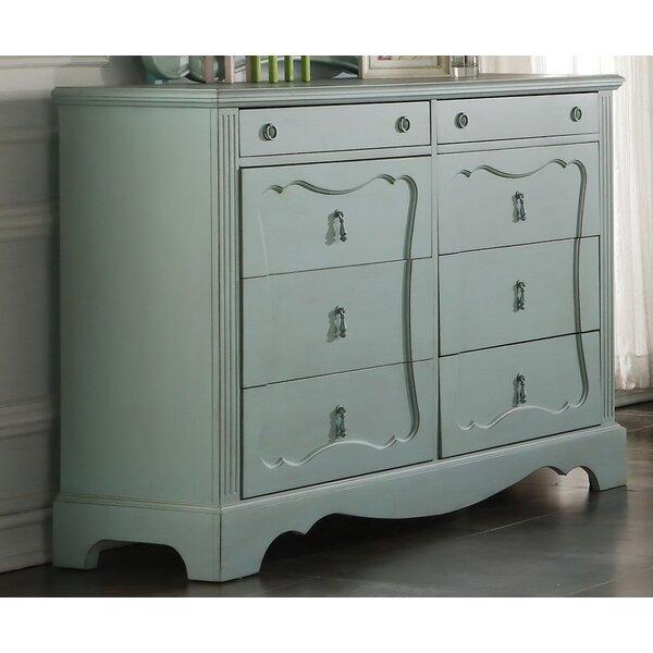 ConCourse 8 Drawer Dresser by Harriet Bee