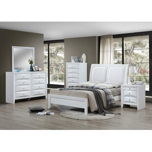 Carole 3D 7 Piece Bedroom Set ...